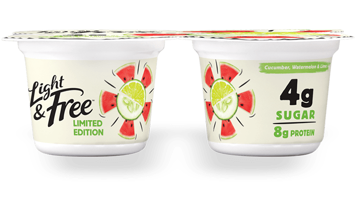 cucumber yogurt pack