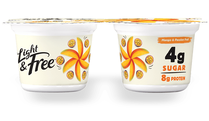 mango yogurt pack
